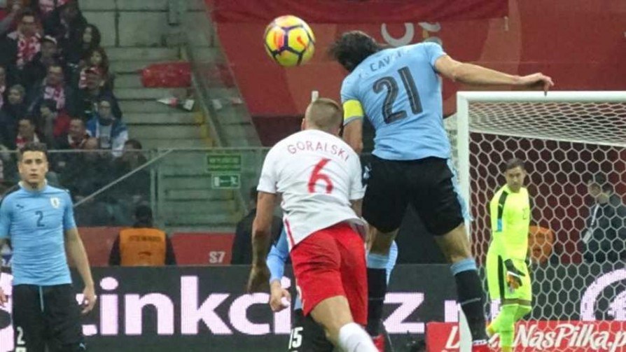 Uruguay 0 - 0 Polonia - Replay - 13a0   DelSol 99.5 FM