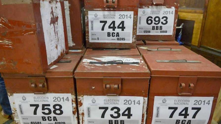 Encuestas: números y promedios a un año de las elecciones - Departamento de periodismo electoral - No Toquen Nada | DelSol 99.5 FM