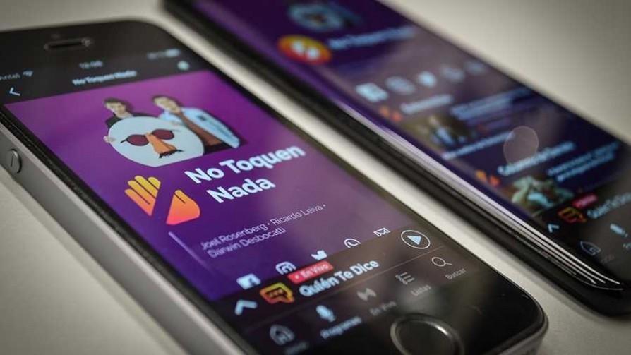 La nueva app de DelSol - Audios - No Toquen Nada | DelSol 99.5 FM