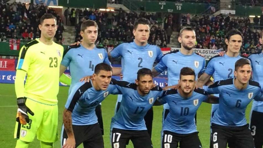 Austria 2 - 1 Uruguay - Replay - 13a0 | DelSol 99.5 FM