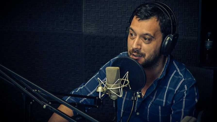 Lucas Sugo en Aldo Contigo  - Tio Aldo - La Mesa de los Galanes | DelSol 99.5 FM