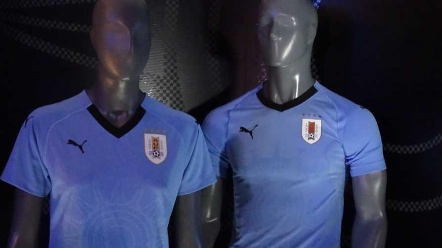 Darwin no entiende la nueva camiseta de la Selección - Columna de Darwin - No Toquen Nada | DelSol 99.5 FM