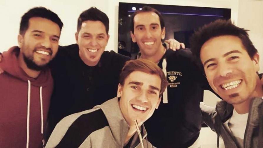 Móvil de Rafa Cotelo desde Madrid - Audios - Locos x el Fútbol | DelSol 99.5 FM