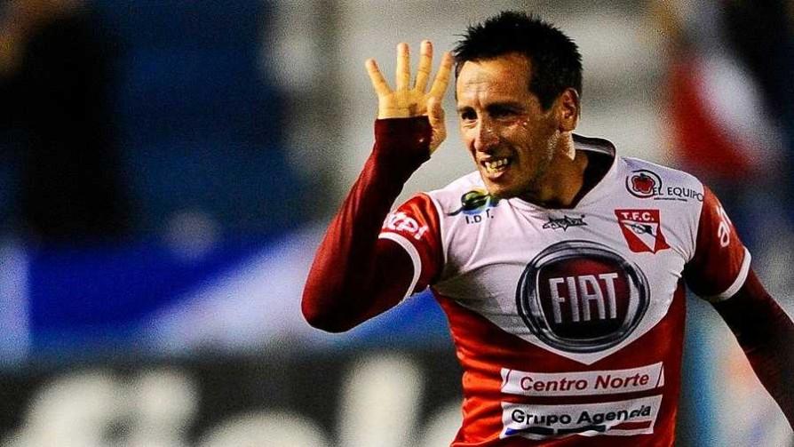 El retiro del goleador del norte - Deporgol - La Mesa de los Galanes | DelSol 99.5 FM
