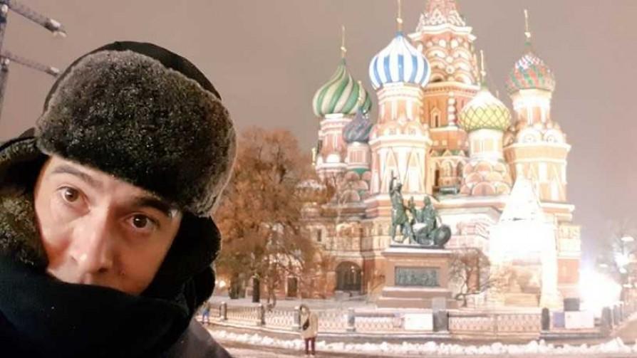 Rafa Cotelo desde Rusia - Audios - Locos x el Fútbol | DelSol 99.5 FM