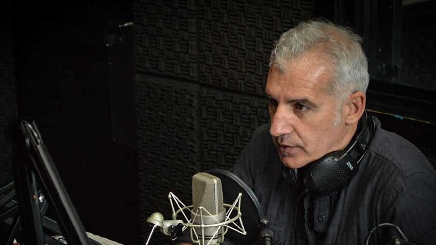 Gabriel Peluffo y su nuevo perfil tanguero - Hoy nos dice ... - Quién te Dice | DelSol 99.5 FM