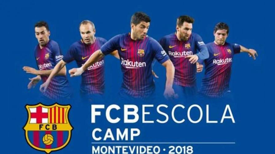 La experiencia Barcelona en Uruguay - Audios - Abran Cancha | DelSol 99.5 FM