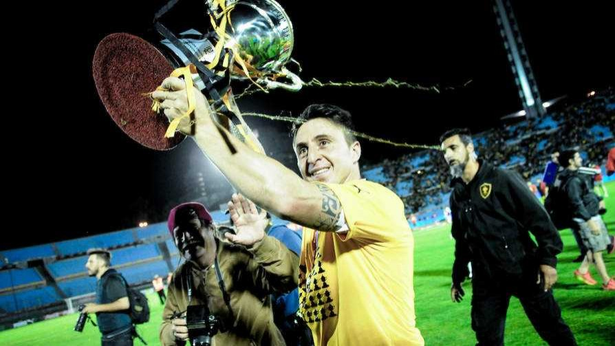 El Cebolla Rodríguez se consagró como macho alfa del fútbol uruguayo - Darwin - Columna Deportiva - No Toquen Nada | DelSol 99.5 FM