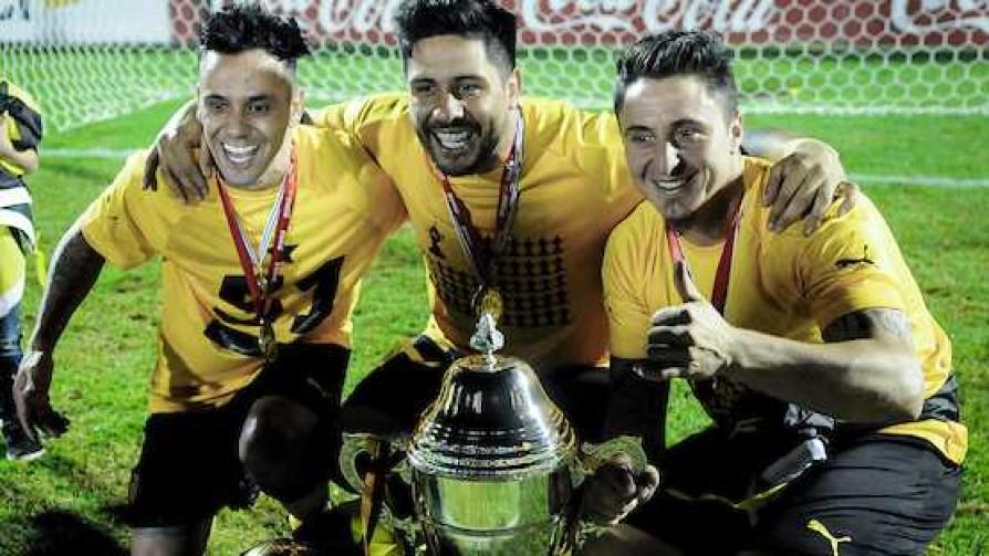 Peñarol Campeón Uruguayo 2017  - Limpiando el plato - 13a0 | DelSol 99.5 FM