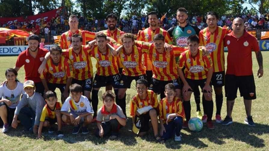 Jugador Chumbo: Ignacio Lemmo - Jugador chumbo - Locos x el Fútbol | DelSol 99.5 FM