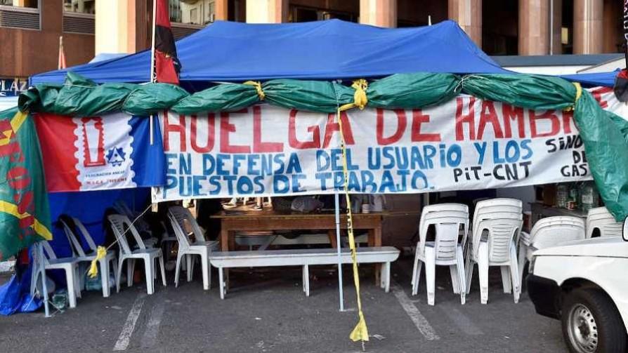 Petrobras vs Estado uruguayo: el conflicto detrás de la huelga de hambre - Entrevistas - No Toquen Nada | DelSol 99.5 FM