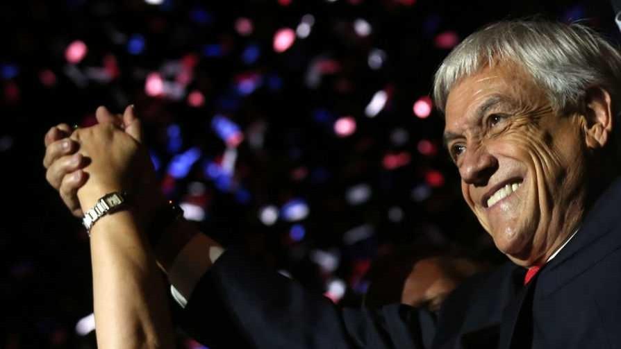 Mujica ganó en Chile, según Darwin - Columna de Darwin - No Toquen Nada | DelSol 99.5 FM