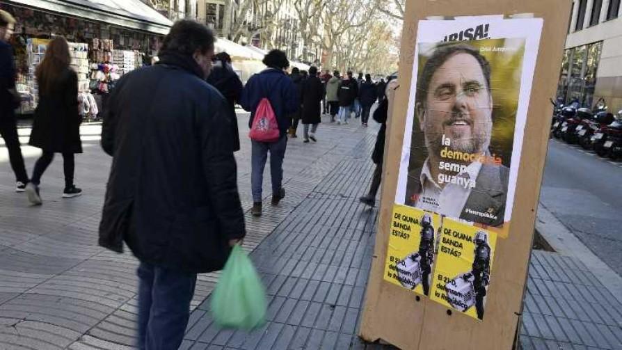Las extrañas elecciones catalanas - Entrevistas - No Toquen Nada | DelSol 99.5 FM