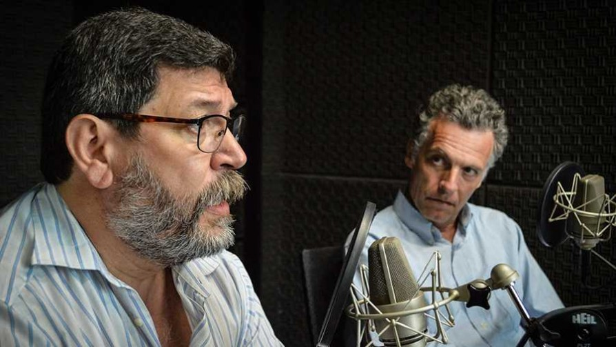 Las mochilas en debate - Ronda NTN - No Toquen Nada | DelSol 99.5 FM