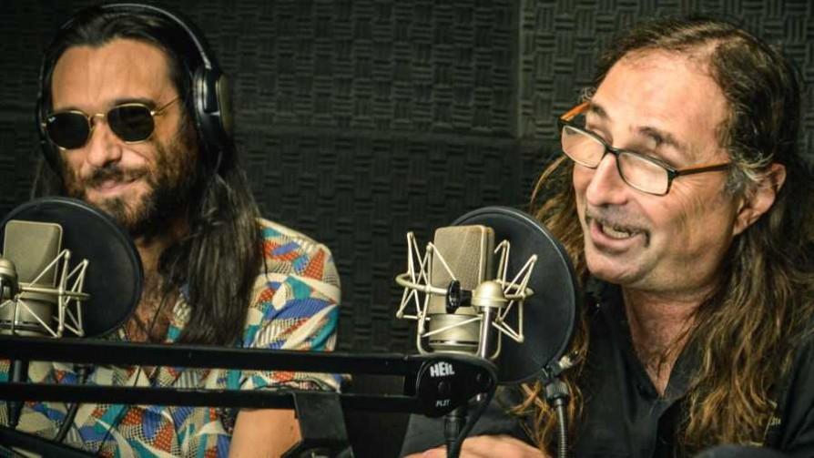 Mandrake y los Druidas presentaron el tema de Fácil Desviarse - Audios - Facil Desviarse | DelSol 99.5 FM
