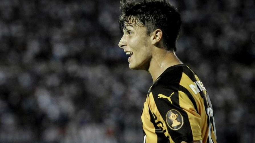Jugador Chumbo: Agustín Canobbio - Jugador chumbo - Locos x el Fútbol | DelSol 99.5 FM