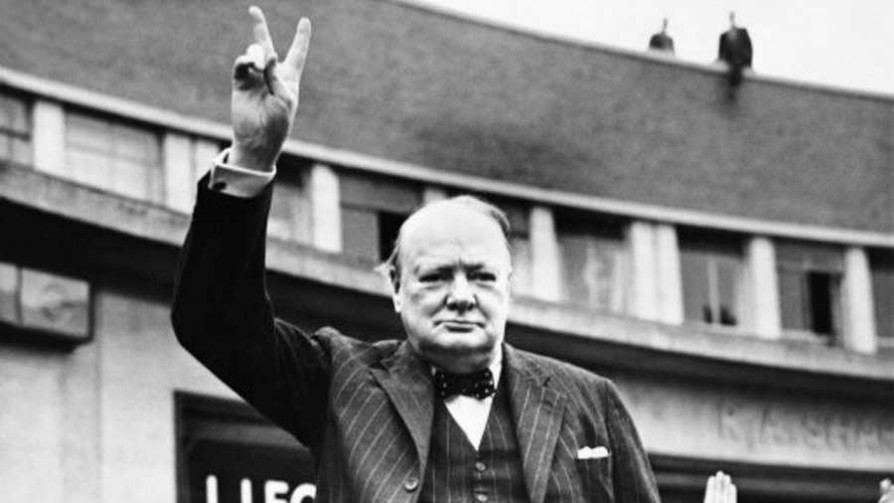 El Churchill histórico - La historia en anecdotas - Facil Desviarse | DelSol 99.5 FM