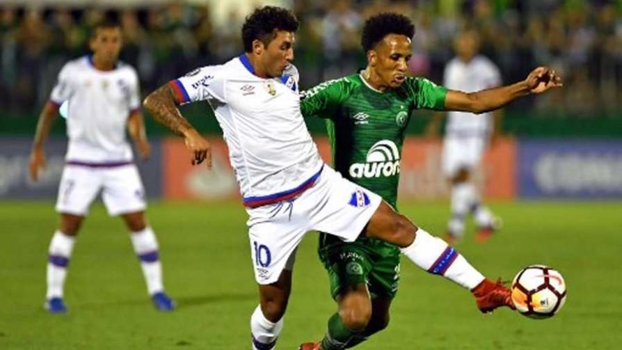 Nacional 1 - 0 Chapecoense - Replay - 13a0 | DelSol 99.5 FM