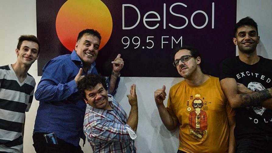 Una batalla con mucha pasión y un final trunco  - La batalla de los DJ - La Mesa de los Galanes | DelSol 99.5 FM