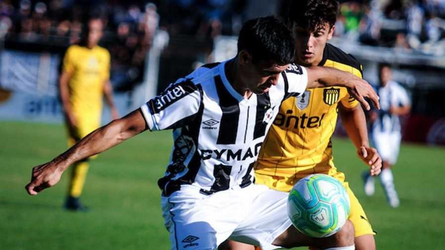 Wanderers 1 - 1 Peñarol  - Replay - 13a0 | DelSol 99.5 FM