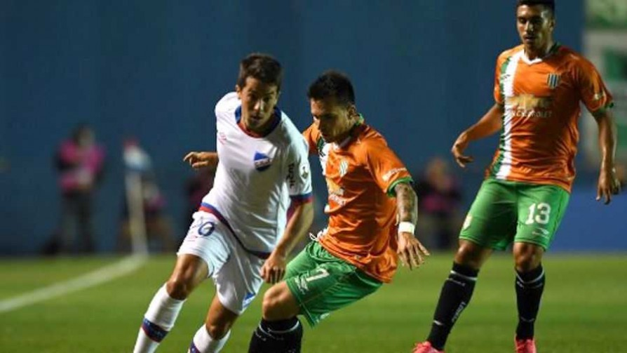 Nacional 1 - 0 Banfield  - Replay - 13a0 | DelSol 99.5 FM