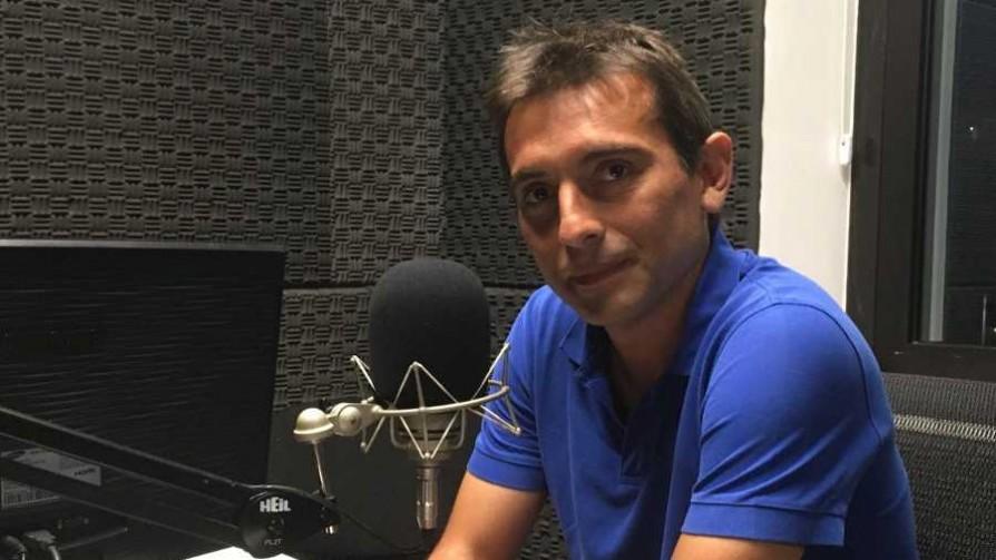 """""""Cumplí los sueños que tenía el gurí que arrancó en Florida"""" - Entrevistas - 13a0   DelSol 99.5 FM"""