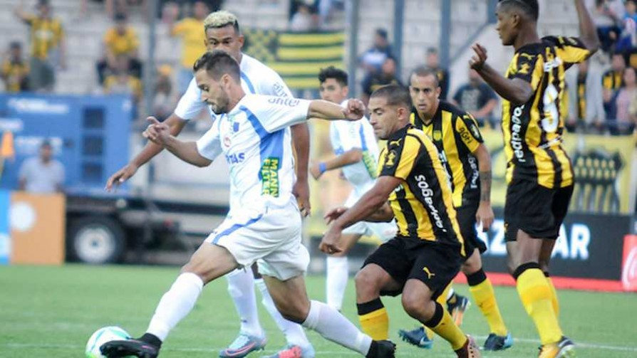 Peñarol 2 - 1 Liverpool  - Replay - 13a0 | DelSol 99.5 FM