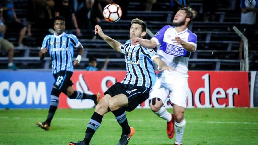 Defensor Sporting 1 - 1 Gremio - Replay - 13a0 | DelSol 99.5 FM