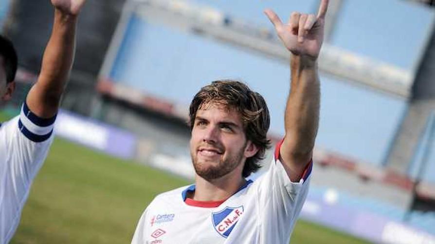 """El objetivo más grande en Nacional es ganar la Libertadores"" - Informes - 13a0 | DelSol 99.5 FM"