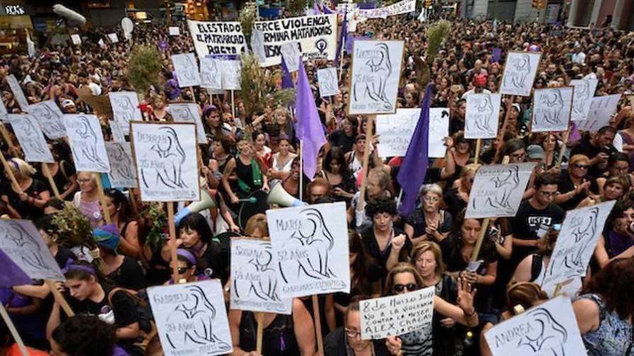 8 mujeres para el 8M - Informes - Facil Desviarse | DelSol 99.5 FM
