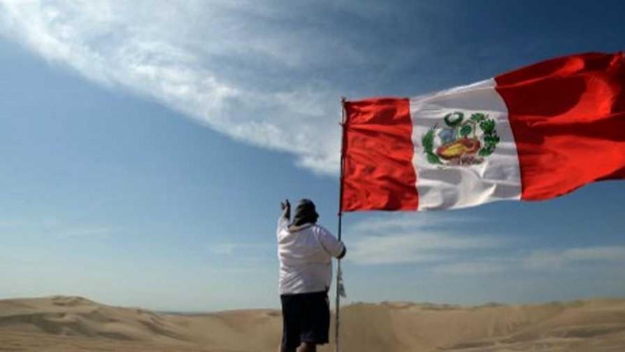 Una mirada a la realidad social y política de Perú  - Los abuelos del futuro - La Mesa de los Galanes | DelSol 99.5 FM