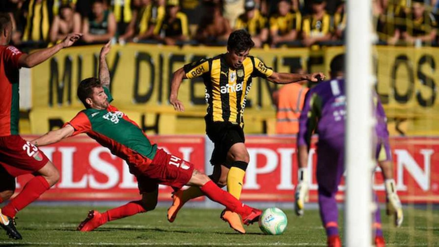Peñarol 2 - 1 Boston River - Replay - 13a0 | DelSol 99.5 FM