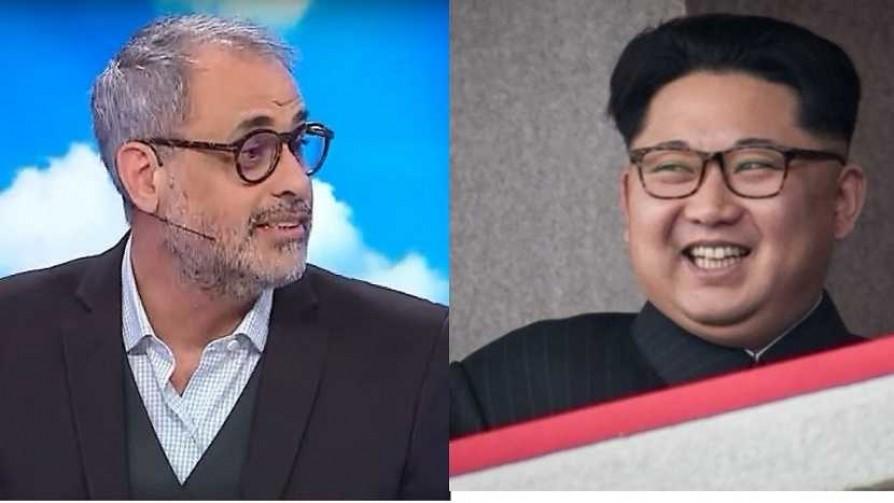 Kim y Rial, los dos líderes mundiales que más cambiaron - Columna de Darwin - No Toquen Nada | DelSol 99.5 FM