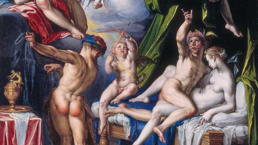 Amores ilícitos en la mitología clásica - Segmento dispositivo - La Venganza sera terrible | DelSol 99.5 FM
