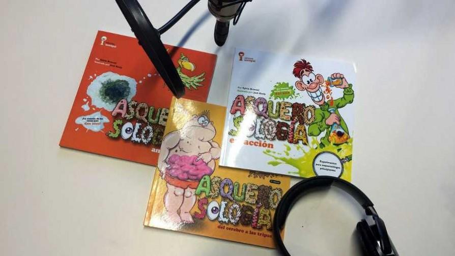 El cambio estético que acercó los libros informativos a los niños - NTN Concentrado - No Toquen Nada | DelSol 99.5 FM
