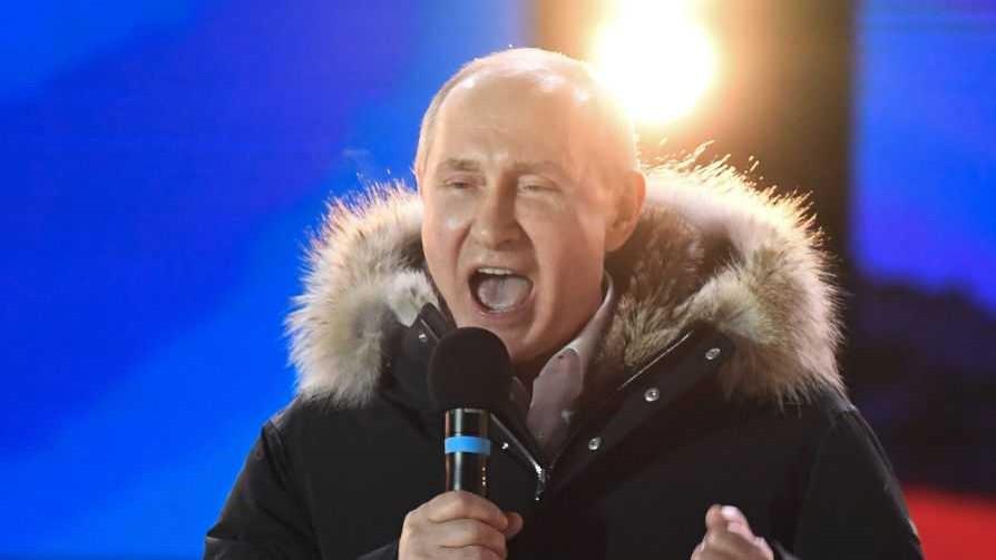 Darwin festejó el triunfo de Putin y el regreso de la carrera espacial - Columna de Darwin - No Toquen Nada   DelSol 99.5 FM