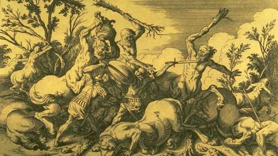 El orgullo castigado en los mitos griegos - Segmento dispositivo - La Venganza sera terrible | DelSol 99.5 FM