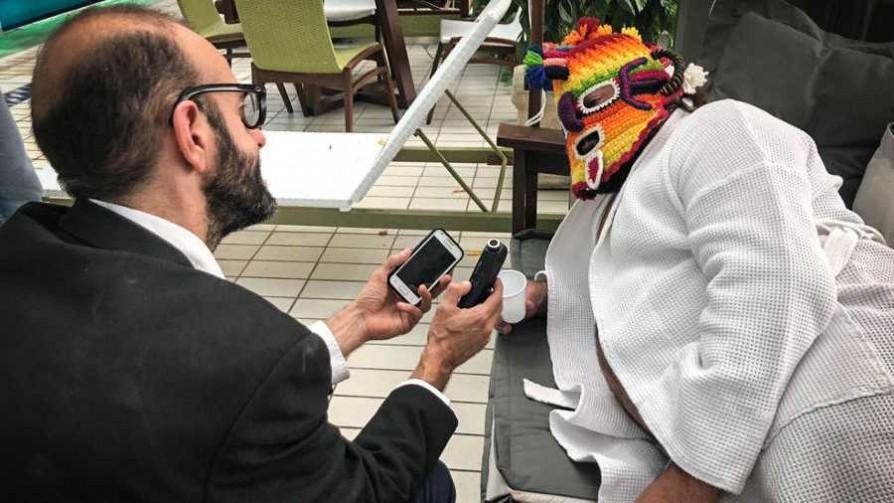 Ecildo visitó la radio y contestó todas las preguntas de los galanes - Ecildo marcando tendencia - La Mesa de los Galanes   DelSol 99.5 FM