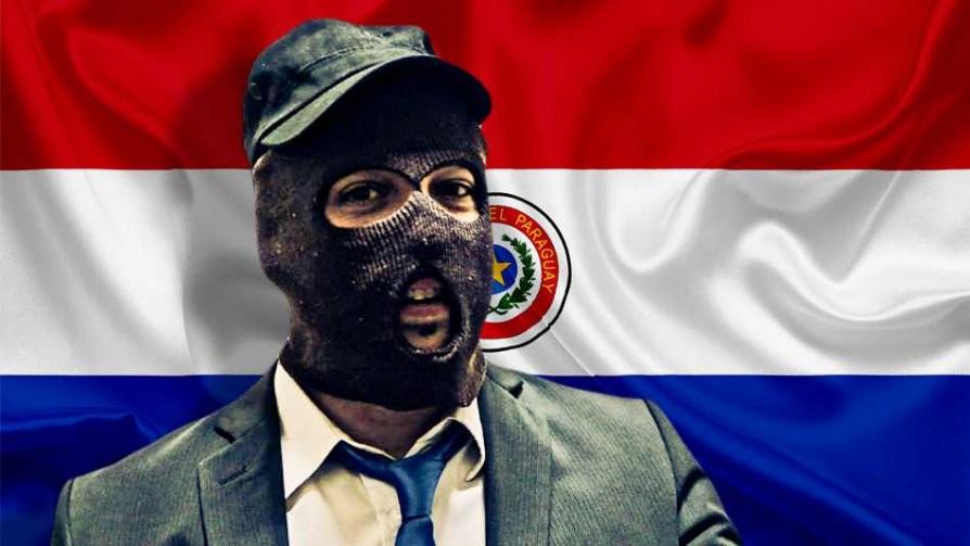 El nuevo aviso del escribano guerrillero paraguayo - Audios - 13a0 | DelSol 99.5 FM