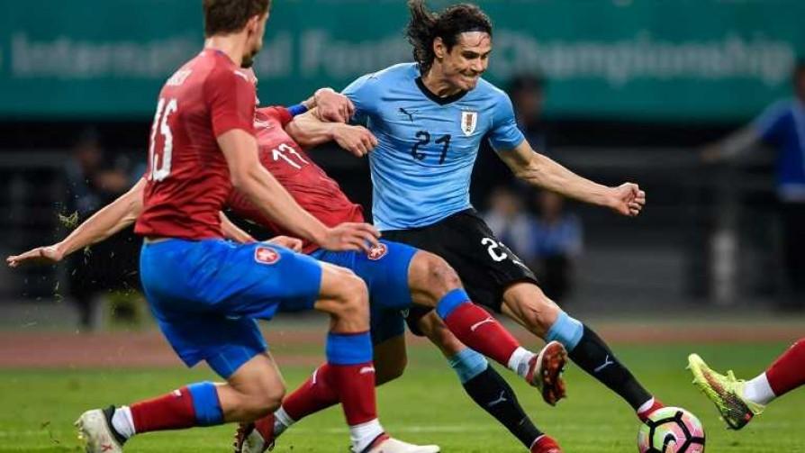 El análi del partido entre Uruguay y República Checa - Darwin - Columna Deportiva - No Toquen Nada | DelSol 99.5 FM