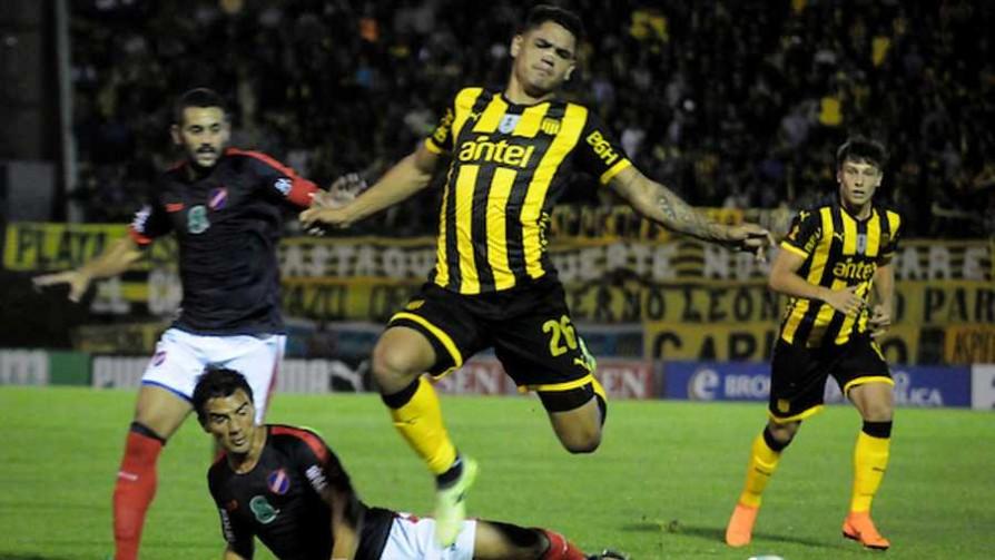 Atenas 0 - 2 Peñarol  - Replay - 13a0 | DelSol 99.5 FM
