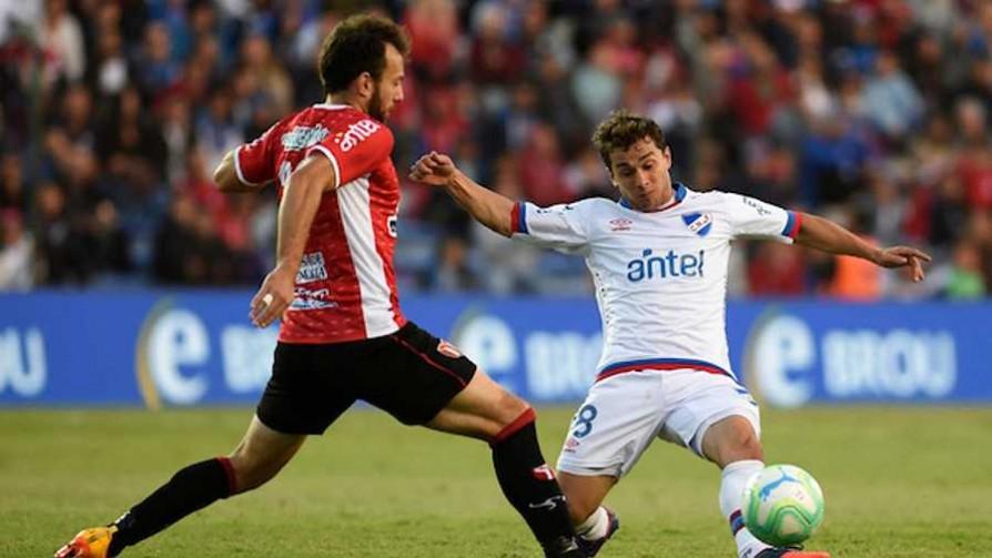 Nacional 1 - 0 River Plate  - Replay - 13a0 | DelSol 99.5 FM