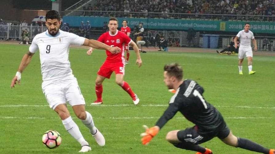 Uruguay 1 - 0 Gales - Replay - 13a0 | DelSol 99.5 FM