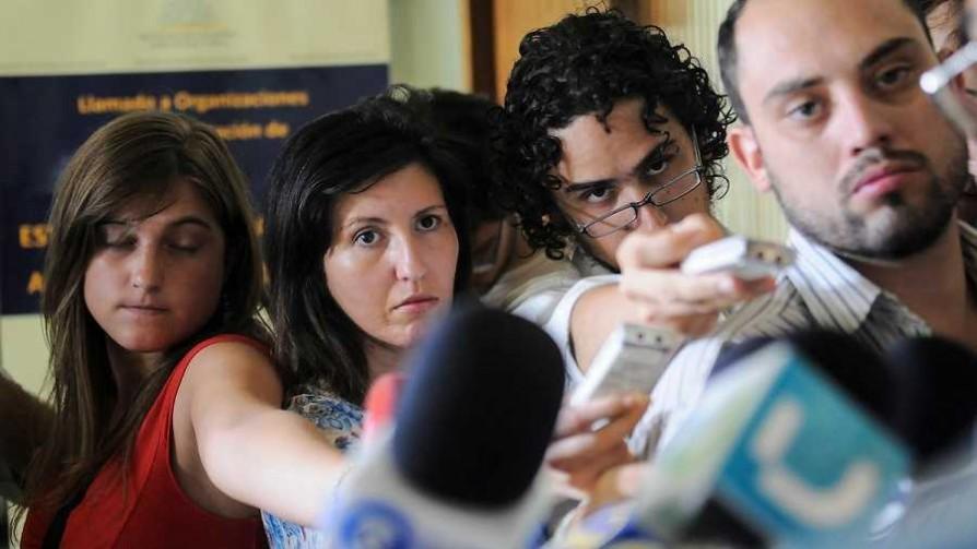 """""""Periodistas: dejen en paz a García Pintos, carroñeros"""" - Columna de Darwin - No Toquen Nada   DelSol 99.5 FM"""