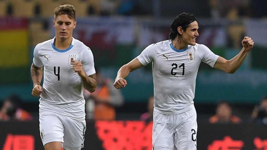 El análi de Uruguay-Gales - Darwin - Columna Deportiva - No Toquen Nada | DelSol 99.5 FM