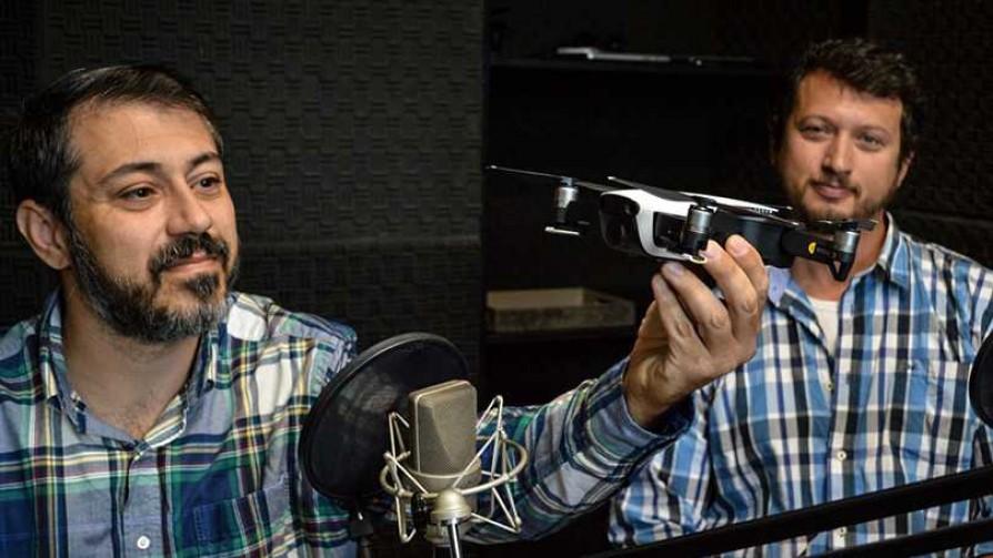 Uruguay en busca de un espacio aéreo legal para drones - Entrevistas - No Toquen Nada | DelSol 99.5 FM