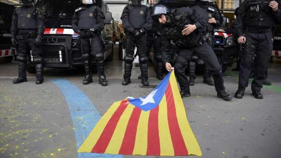 El limbo del gobierno catalán - Colaboradores del Exterior - No Toquen Nada | DelSol 99.5 FM