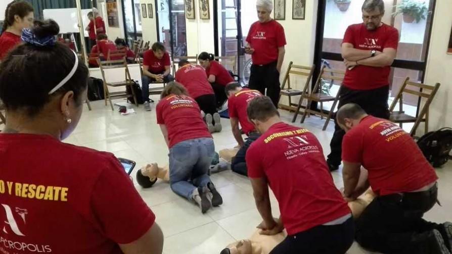 Qué hay que saber para salvar a alguien que dejó de respirar - NTN Concentrado - No Toquen Nada | DelSol 99.5 FM