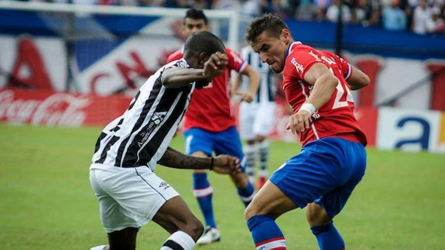 Wanderers 0 - 2 Nacional  - Replay - 13a0 | DelSol 99.5 FM