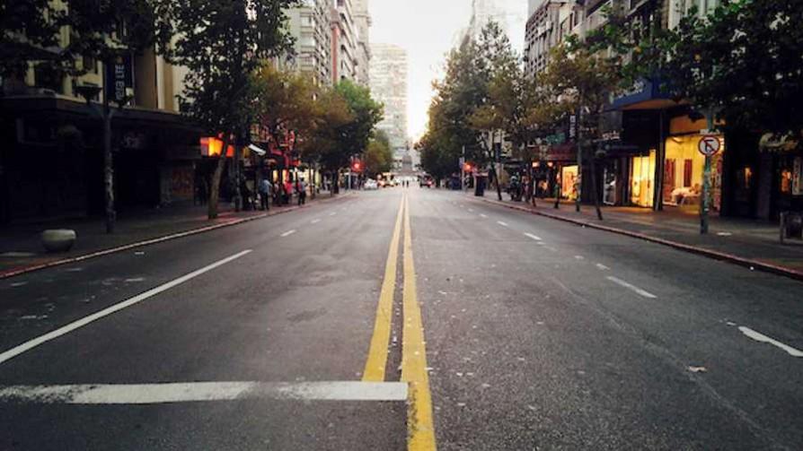 La avenida de 18 de Julio vs las calles paralelas a 18 - Manifiesto y Charla - Pueblo Fantasma | DelSol 99.5 FM